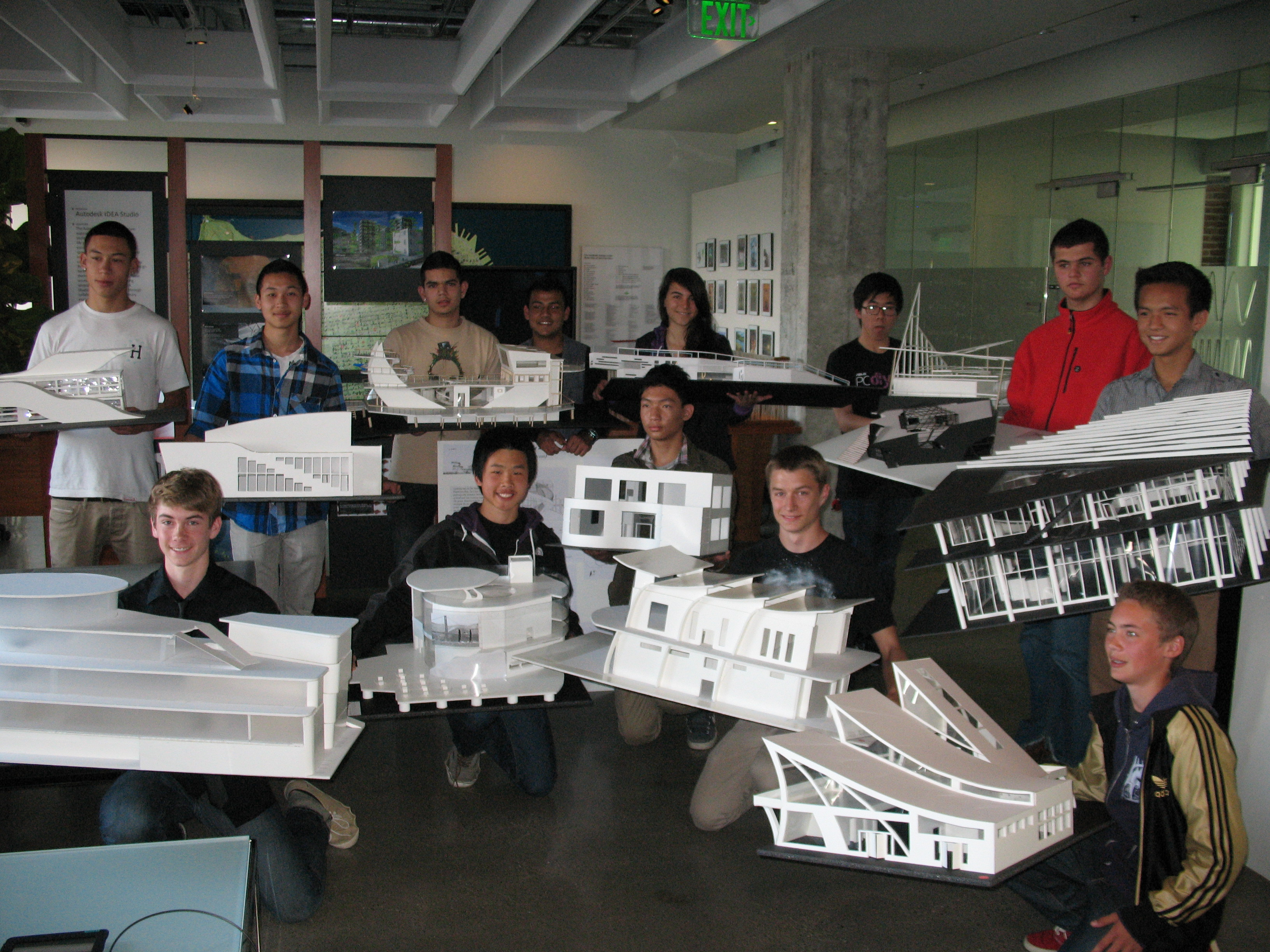 Architectural Foundation Of San Francisco The Annual Architectural Design Competition For High
